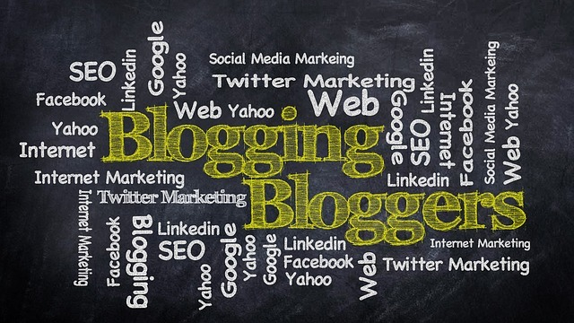 Blogging, sem, social media, online marketing, internet marketing